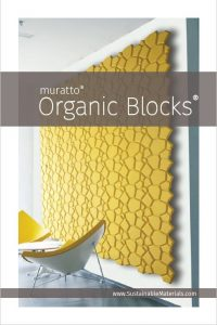 Organic Blocks: Hexagon - Sustainable Materials