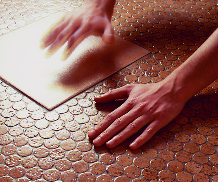 Versacork Mosaic Prefinished Sustainable Materials